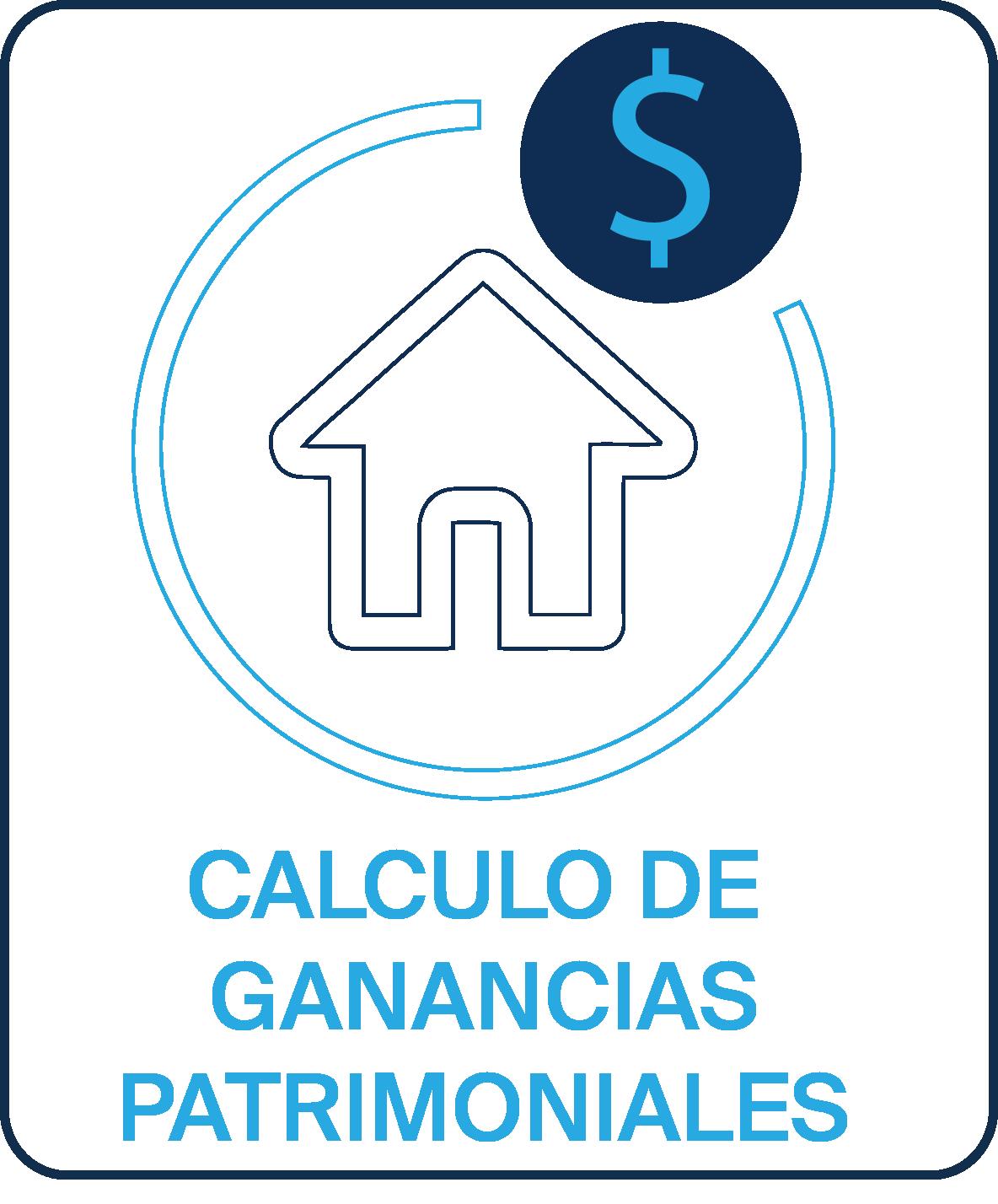 Cálculo de Ganancias Patrimoniales